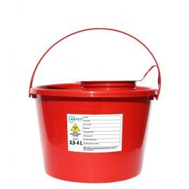 Pojemnik na odpady medyczne 3,5L
