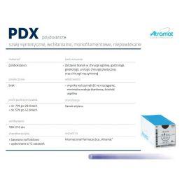 ATRAMAT-PDX szwy chirurgiczne wchłanialne