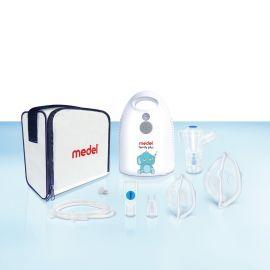 Inhalator pneumatyczno-tłokowy MEDEL FAMILY PLUS ELEFANTE - 3 maski