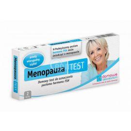 Menopauza test