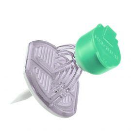 Mini-Spike V z zastawką, B.Braun, zielony, aparat do leków