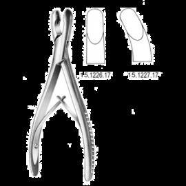 Odgryzacz kostny LUER, długość 17 cm