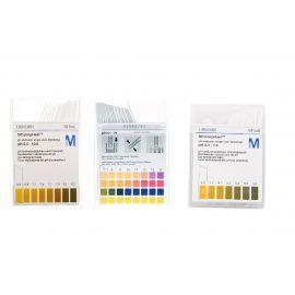 Paski wskaźnikowe pH MERCK