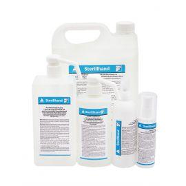 Sterillhand -  płyn do dezynfekcji rąk i skóry