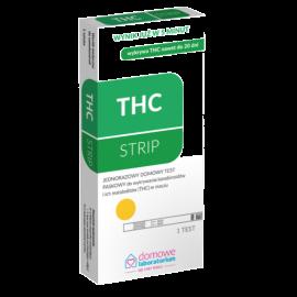 THC STRIP- test na marihuanę i haszysz